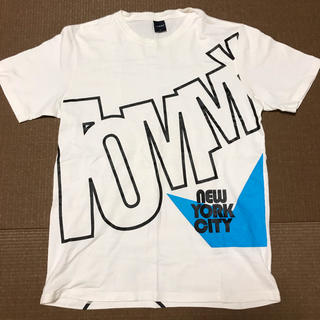 トミー(TOMMY)のTOMMYのTシャツ(Lサイズ)(Tシャツ/カットソー(半袖/袖なし))