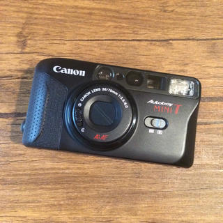 Canon Autoboy mini T(フィルムカメラ)