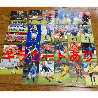 中古 サッカー カード × 25枚➕キラカード × 2枚(その他)