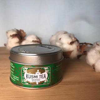 クスミティー KUSMI TEA スペアミントグリーンティー 25g(茶)