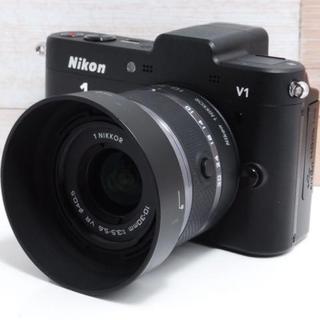ニコン(Nikon)の★超美品★Nikon V1 10-30mm レンズキット★(デジタル一眼)