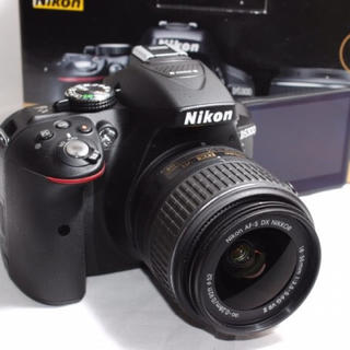 ニコン(Nikon)の❣️超人気・美品❣️Nikon D5300  レンズキット  30日保証(デジタル一眼)