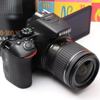 ニコン(Nikon)の✨Bluetooth&wifi✨NIKON  ニコン D5600 レンズキット(デジタル一眼)