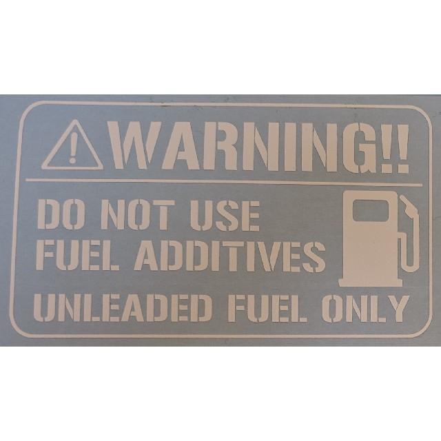 ガソリン 無鉛