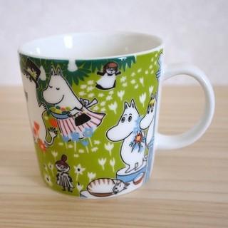 ムーミン arabia (アラビア) マグカップ
