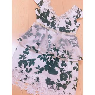 デイジーストア(dazzy store)のローブドフルール ドレス(ナイトドレス)