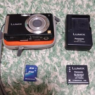 Panasonic - 【ジャンク品】LUMIX DMC-FS3