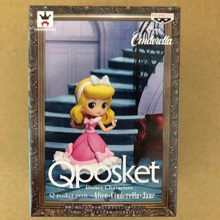 ディズニー(Disney)のQposket petit フィギュア Cinderella(アニメ/ゲーム)