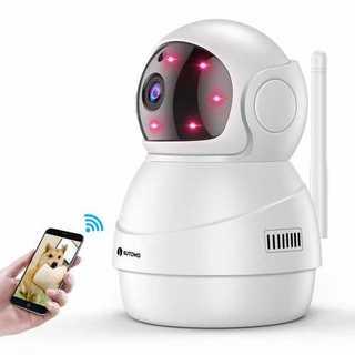 ネットワークカメラ wifi 小型 監視カメラ 1080P 200万高画素(その他)