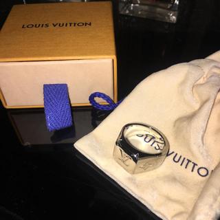 ルイヴィトン(LOUIS VUITTON)のlouis vuitton シグネットリング(リング(指輪))