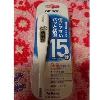 オムロン(OMRON)のOMRON オムロン 電子体温計 MC-687(日用品/生活雑貨)