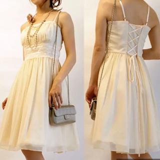 エメ(AIMER)のShe′s PREFERENCE ドレス(ミディアムドレス)