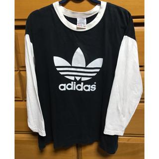 アディダス(adidas)のアディダスオリジナルス アディダス 90s ロンT(Tシャツ/カットソー(七分/長袖))