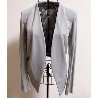 ビーシービージーマックスアズリア(BCBGMAXAZRIA)の美品☆bcbg☆ジャケット(ノーカラージャケット)