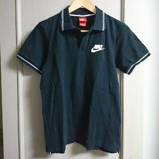 ナイキ(NIKE)の新品 ナイキ ポロシャツ メンズS  レディースML(ポロシャツ)