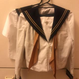 鎌西制服(コスプレ)
