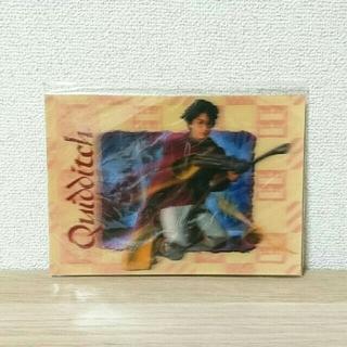 ハリー・ポッター 3Dポストカード(写真/ポストカード)