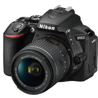 ニコン(Nikon)の新品 ニコン D5600 AF-P18-55 レンズキット 未使用品Nikon②(デジタル一眼)