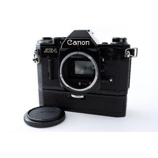 キヤノン(Canon)の★フィルム代表機★キャノン CANON AE-1 ワインダー A(フィルムカメラ)
