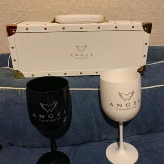 エンジェル シャンパン グラス 箱(シャンパン/スパークリングワイン)