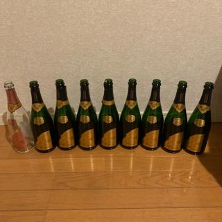 ソウメイ 空瓶 シャンパン(シャンパン/スパークリングワイン)