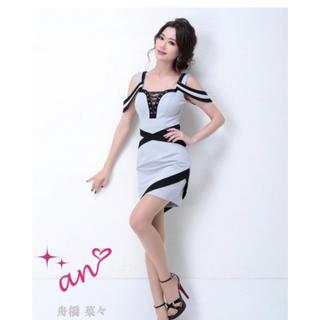 アン(an)のan ドレス 新品未使用タグ付(ナイトドレス)