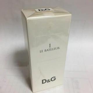 ディーアンドジー(D&G)の【ドルチェ&ガッバーナ】 ル バトラー #1 EDT 100ml(ユニセックス)