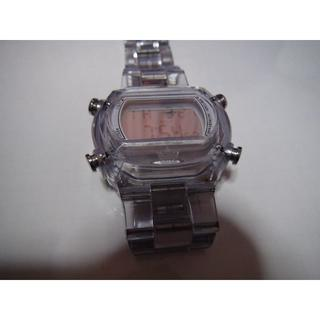 アディダス(adidas)のアディダスの腕時計 メンズ デジタル式(腕時計(アナログ))