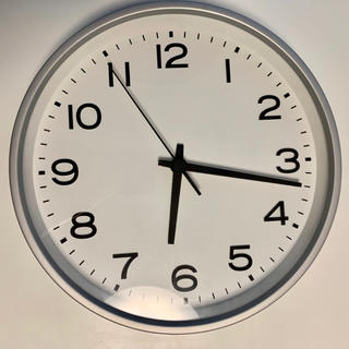 MUJI (無印良品) - 無印良品 人気 壁掛け 時計
