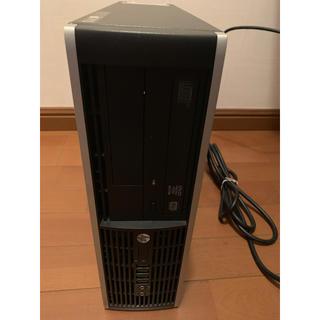 ヒューレットパッカード(HP)のC-i3省スペースデスクトップPCフルセット Office付(デスクトップ型PC)