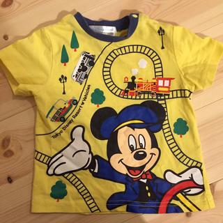 ディズニー(Disney)の80センチ ディズニー乗り物Tシャツ(Tシャツ)