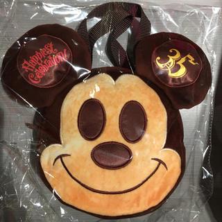 ミッキー パン スーベニア ディズニー 35周年 バッグ ランチ ケース