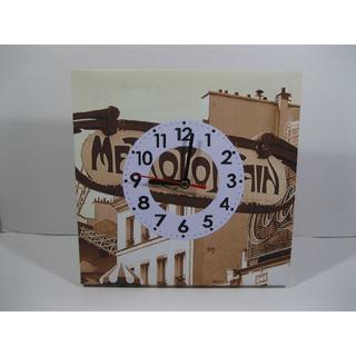 手作り置き時計(置時計)