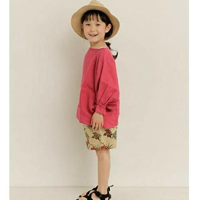 DOORS / URBAN RESEARCH(ドアーズ)のアーバンリサーチドアーズ*ホイップスリーブプルオーバー(KIDS) キッズ/ベビー/マタニティのキッズ服 女の子用(90cm~)(ブラウス)の商品写真