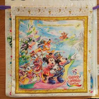 Disney - 35周年 グランドフィナーレ きんちゃく