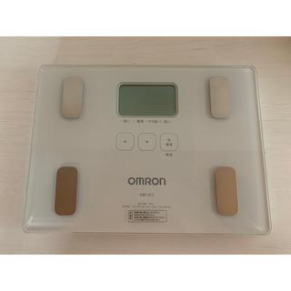 オムロン(OMRON)のオムロン 体重体組成計 体重計(体重計/体脂肪計)