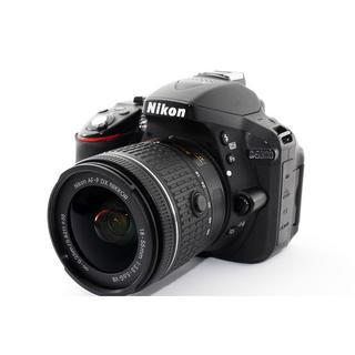 ニコン(Nikon)のNikon D5300 レンズキット☆Wi-Fiでスマホにかんたん転送(デジタル一眼)