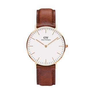 ダニエルウェリントン(Daniel Wellington)の【36㎜】ダニエル ウェリントン腕時計DW00100507 《3年保証付》(腕時計)