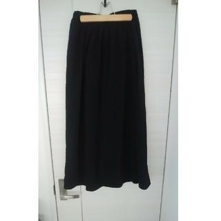 ジーユー(GU)のGU リバーシブルスカート(ロングスカート)