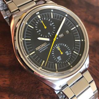 セイコー(SEIKO)のSEIKO  縦目クロノグラフ 1970年代(腕時計(アナログ))