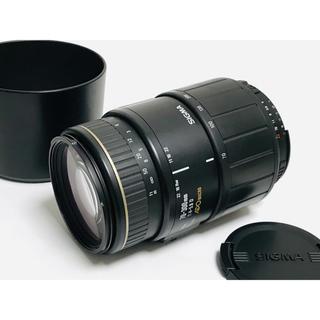 シグマ(SIGMA)のSIGMA 70-300mm F4-5.6 D APO MACRO #708(レンズ(ズーム))