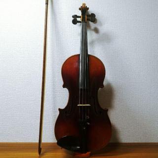 【極希少機】Shiroh Suzuki SS 3/4 バイオリン 1956(ヴァイオリン)