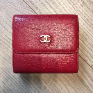 シャネル(CHANEL)のシャネル 二つ折り財布(財布)