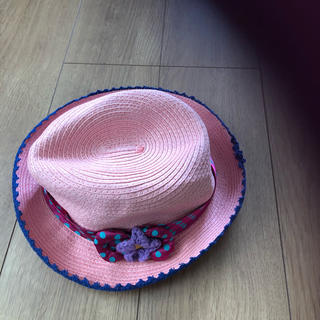グラグラ(GrandGround)の新品タグ無し グラグラ 帽子 size56cm(帽子)