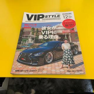 超美品❗️ VIP STYLE(カタログ/マニュアル)