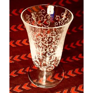 バカラ(Baccarat)のOld バカラ/Baccarat エルナ/ERNA フラワーベース(花瓶)
