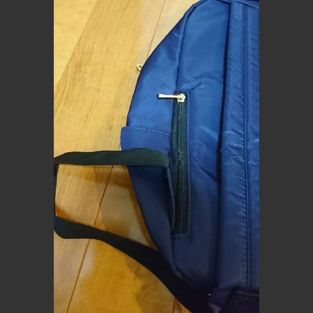 しまむら(シマムラ)の【新品未使用】ネイビー リュック レディースのバッグ(リュック/バックパック)の商品写真