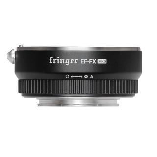 新品 Fringer FR-FX1 電子マウントアダプター キヤノンEF →フジ(その他)