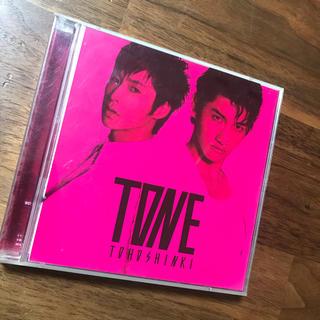 トウホウシンキ(東方神起)の★東方神起★アルバム TONE(K-POP/アジア)