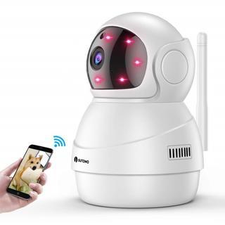 超特価★wifi 小型 監視カメラ 1080P 200万高画素 150(ビデオカメラ)